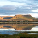 Benbulben by Art ward