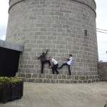 Episode 1 Telemachus Ulysses Sandycove Martello Tower